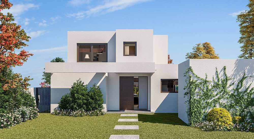 Galería Planta Casa Cádiz