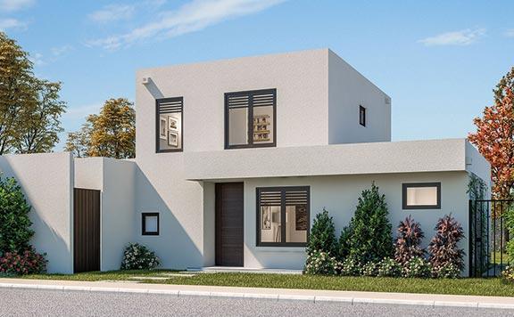 Planta Casa Barcelona - Proyecto