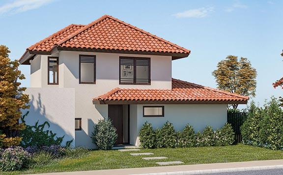Planta Casa Alicante - Proyecto