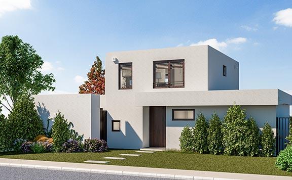 Planta Casa Almarza - Proyecto