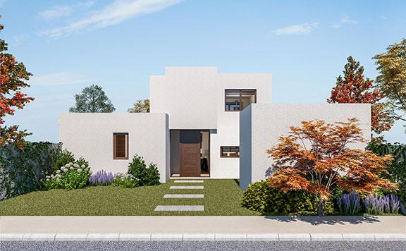 Planta Casa Dublín - Proyecto