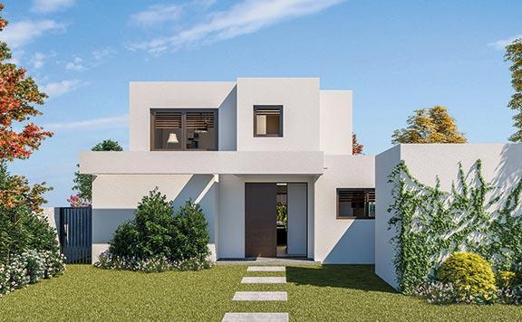 Planta Casa Cádiz - Proyecto